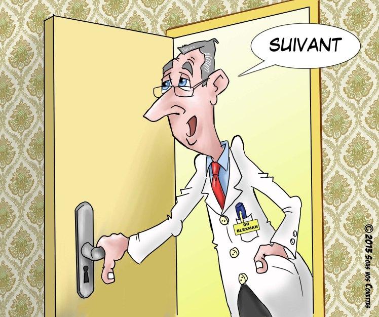 docteur blexman 2