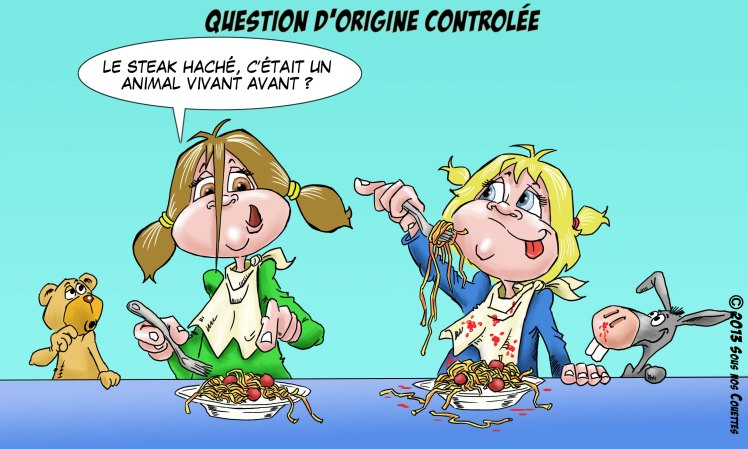 question d'origine controlée