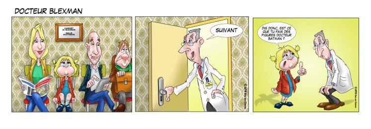 docteur blexman