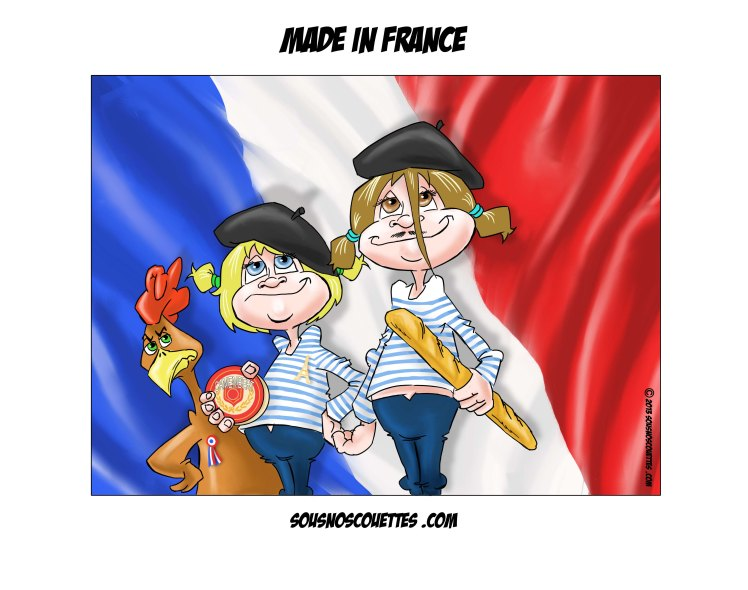 made in france version francaise