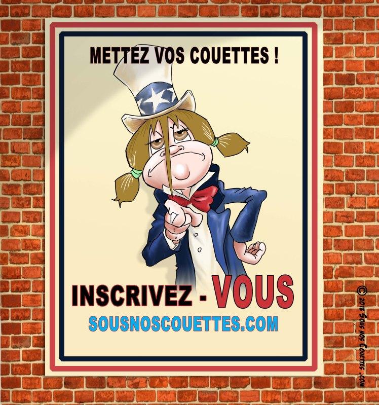 Sign up version francaise avec titre