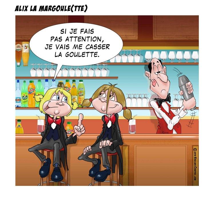 Alix la Margoulette