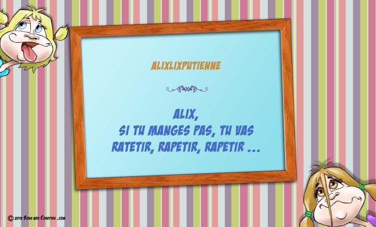 Alixlixputienne