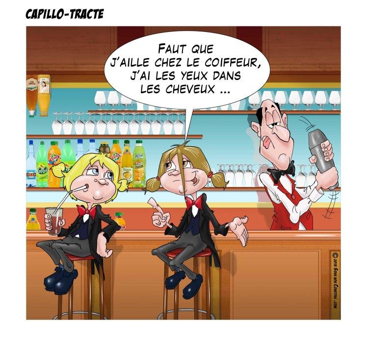 Capillo-tracté
