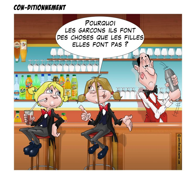 Con-ditionnement