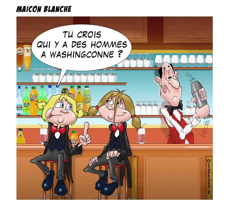 Maicon Blanche