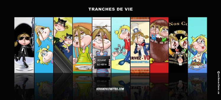tranches de vie version francaise