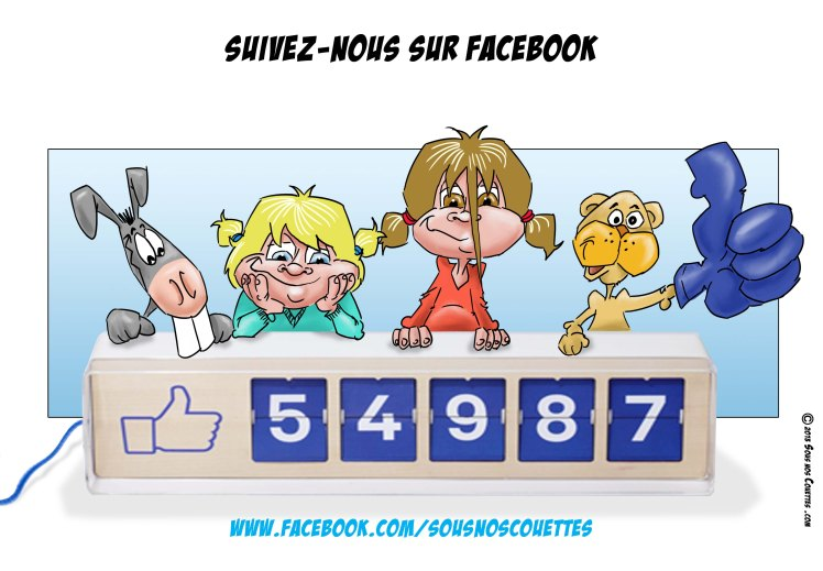 generique facebook version Francaise 3