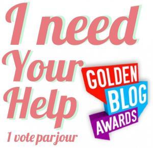 Golden Blog Award