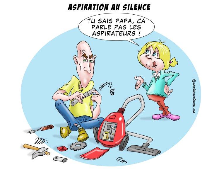 aspiration au silence