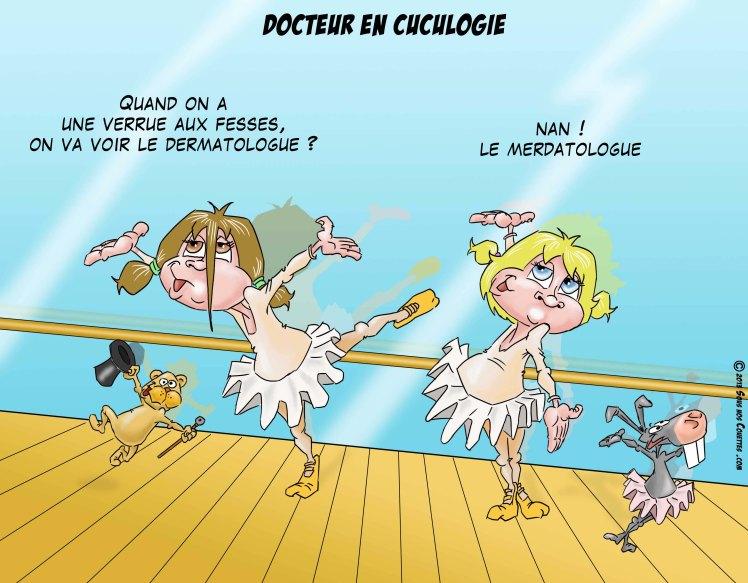 Docteur en cuculogie