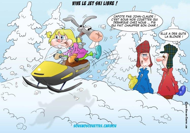 teaser Canada jet ski
