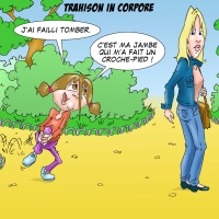 Trahison in corpore