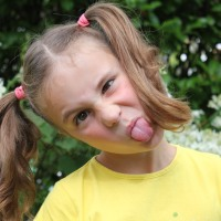Joyeux 8 ans Roxane !