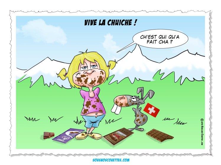 teaser Suisse chocolat