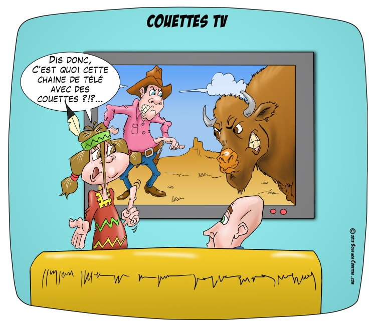 Couettes TV
