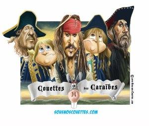 teaser pirates caraibes version francaise