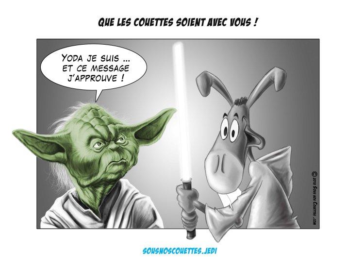 Yoda hi han version francaise avec texte