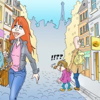 Une parisienne à Paris 2/3