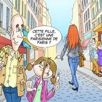 Une parisienne à Paris 3/3