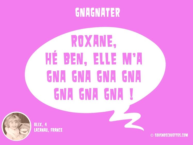 gnagnater