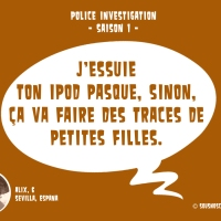 Police Investigation - saison 1 -
