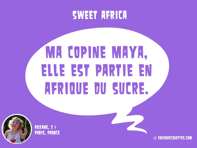 sweet africa