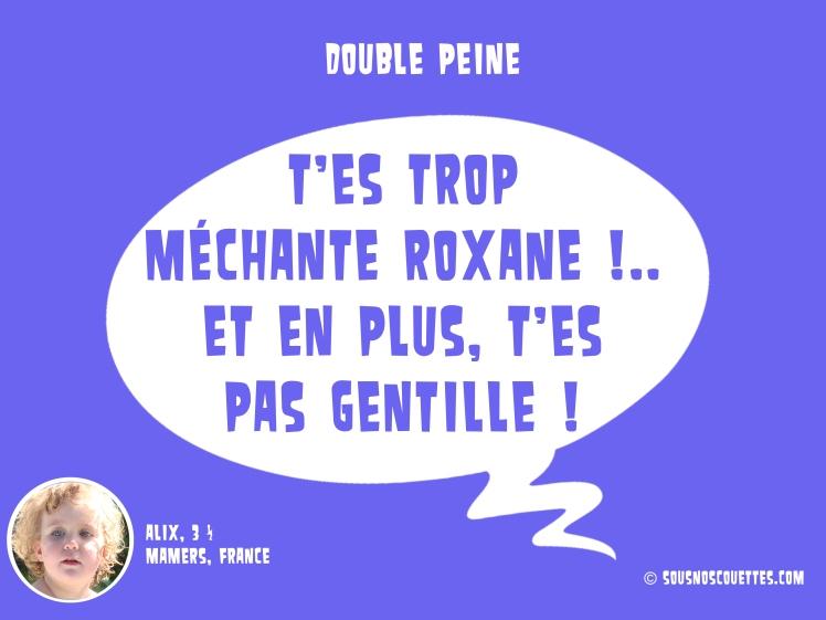 double peine