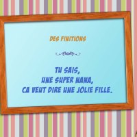 Des finitions