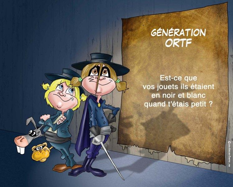 génération ORTF